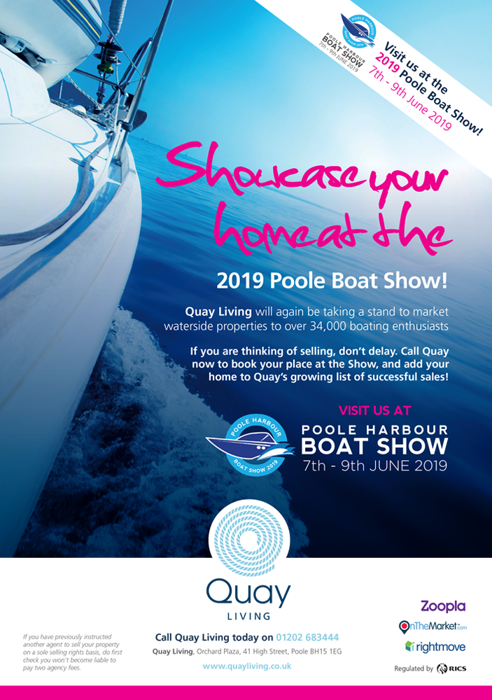 Poole Boat Show June 2019